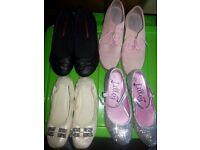 Girl's shoe bundle