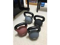 Kettlebells For Sale - 20kg, 22kg, 24kg and 28kg