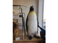 Penguin statue free local delivery