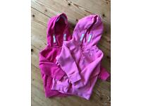 Next Pink hoodies