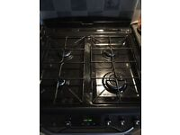 Belling cooker has double oven and hob