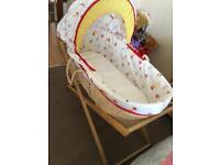 Mothercare little circus nursery bundle