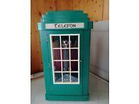Brand New Irish Telephone Box