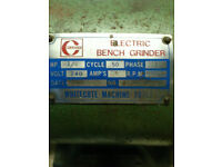 bench grinder 240v spare grinding and wire wheels bargain £15 ono