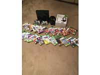 Xbox 360 & games & other bits