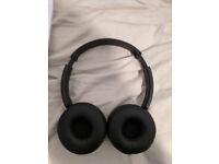 JVC OVER-EAR HEADPHONES BLUETOOTH ONLY