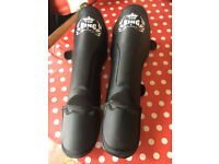 Shin Pads medium size / One size fits all