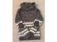 Boys 'Next' wool chunky knit jumper