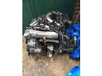Mk4 golf engine. 1.8 t. 20v.