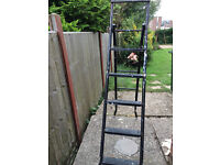 Sturdy 5 step ladder – extendable