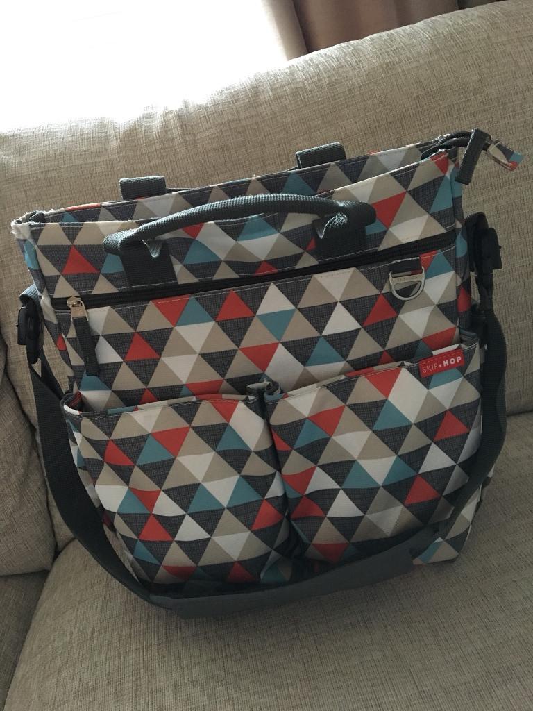 SkipHop Changing Bag