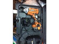 Worx 14.4 cordless impact drill
