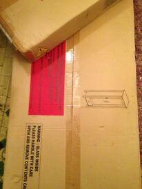 Tall Display Unit, Brand New In Box