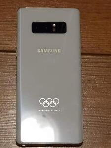 Olympic Edition Samsung Galaxy Note 8 - Wireless Charger