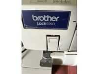 Brother overlock seeing machine