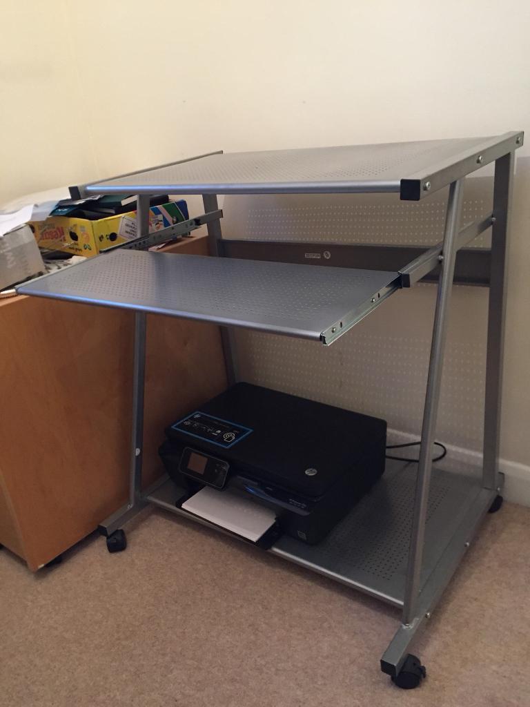 Computer Trolley Desk