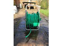 Long garden hose
