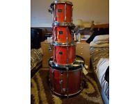 Pearl Export elx drums