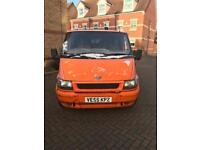 Transit t330 90 2.4 100876 miles one previous owner