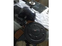 abs roller and waist trainer revolving twist disc pad for sale in Cardiff.