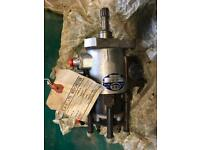 Truck and plant fuel injection pump