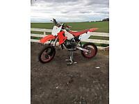 Honda cr 85 2002