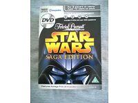 STAR WARS TRIVIAL PURSUIT DVD GAME