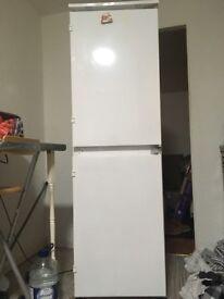 Fridge Freezer Large White