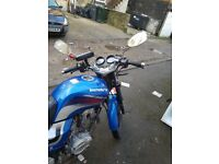 Motorbike 125 for sale