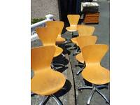 office chairs bentwood