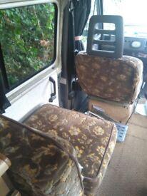 Talbot Express campervan
