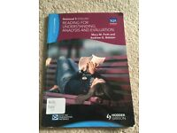 SQA National 5 Reading for Understanding and Evaluation Textbook