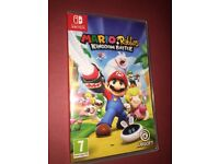 Mario and Rabbids Kingdom Battle for Nintendo Switch (Brand New & Sealed)