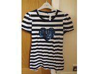 Ladies Next Heart T-Shirt Size 12