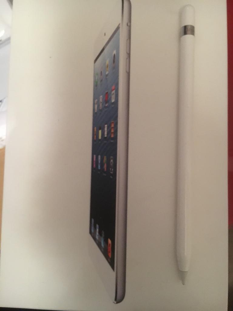 Brand new iPad Pro pen
