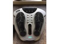 OTO Electro Reflexologist machine - working but no electrode pads.
