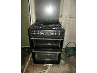 Stoves Dual Fuel Cooker, Freestanding - model 61DFDO £120 ono