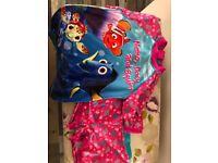 Girls swim bundle