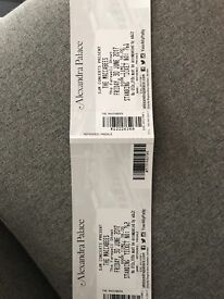 The Maccabees tickets for Friday at Alexandra's Palace