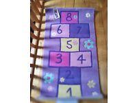 Next children's bedroom rug BNWT