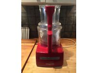 Magimix 4200 XL in red