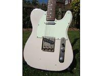 Fender Telecaster USA American Designer Edition incl. Hard Case