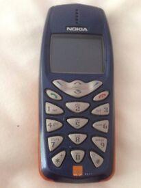 Nokia - 3510 retro mobile