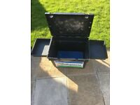 Shakespeare USED Seat Box with 2 side trays