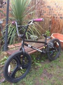 Mafia Kush BMX Bike