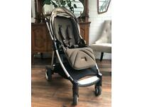 Mamas and Papas buggy Armadillo Flip XT Pushchair & Carrycot RRP £668 (used in excellent condition)