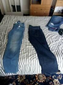 Mens soviet jeans