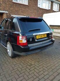 Black Range Rover for sale H.S.E Sport