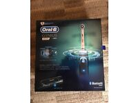 Oral-B Genius 9000S Black Electric Toothbrush Powered by Braun