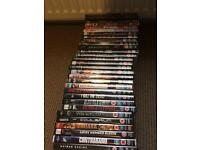 Over 60 DVD's job lot